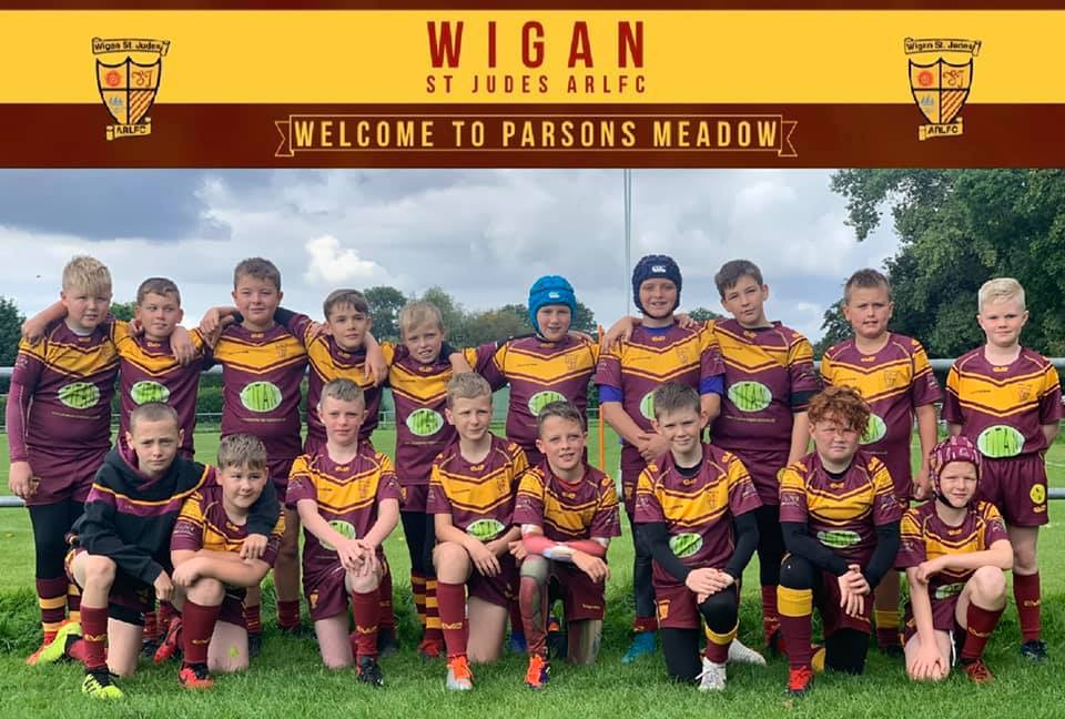 Under 12's - Maroons