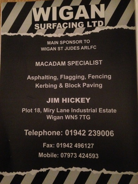 Wigan Surfacing Ltd